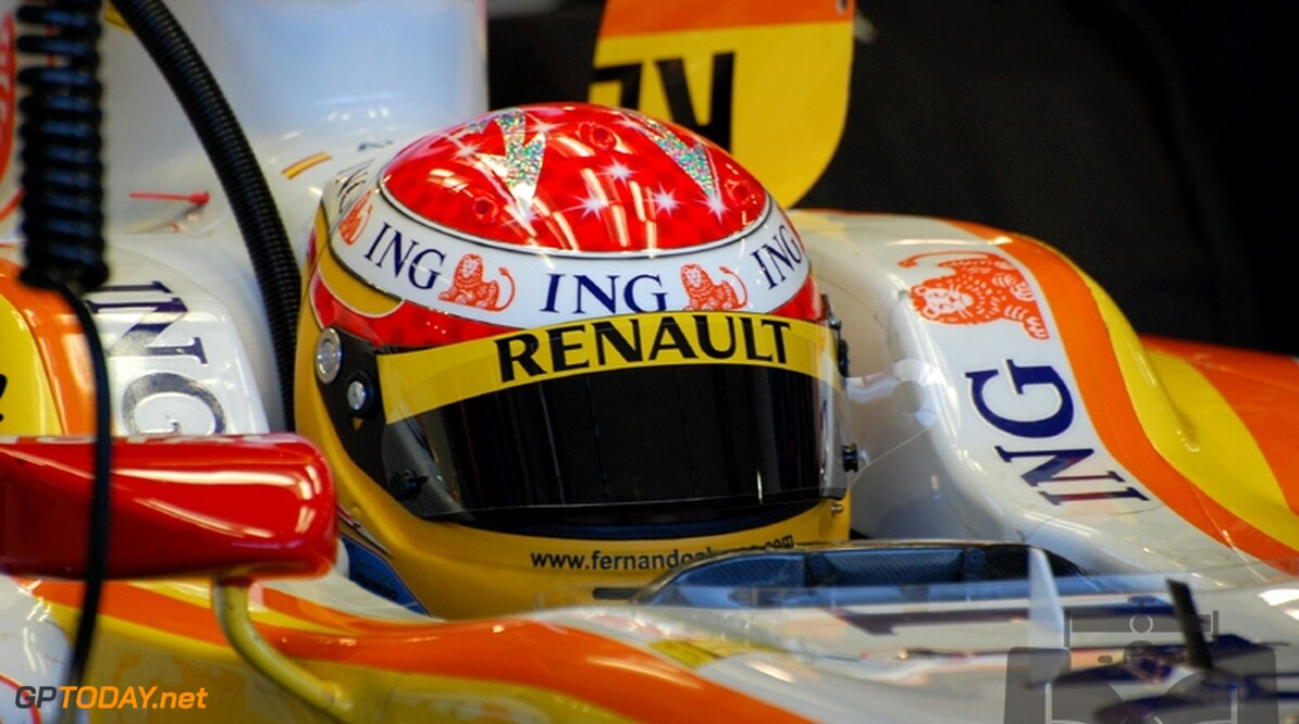 Fernando Alonso hecht weinig belang aan invoering tankverbod
