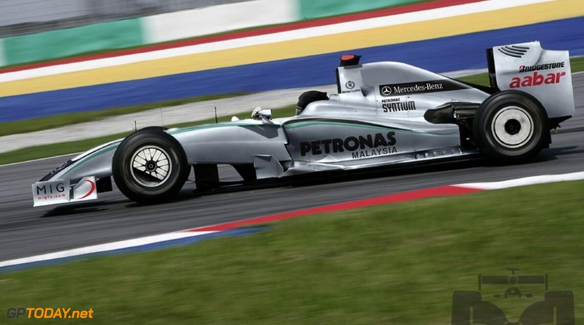 Mercedes GP legt Petronas vast als titelsponsor