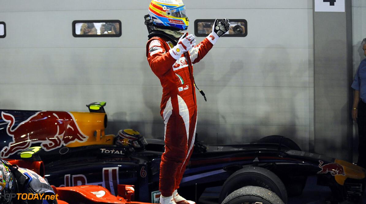 """Alonso: """"Ik presteer momenteel op het toppen van mijn kunnen"""""""
