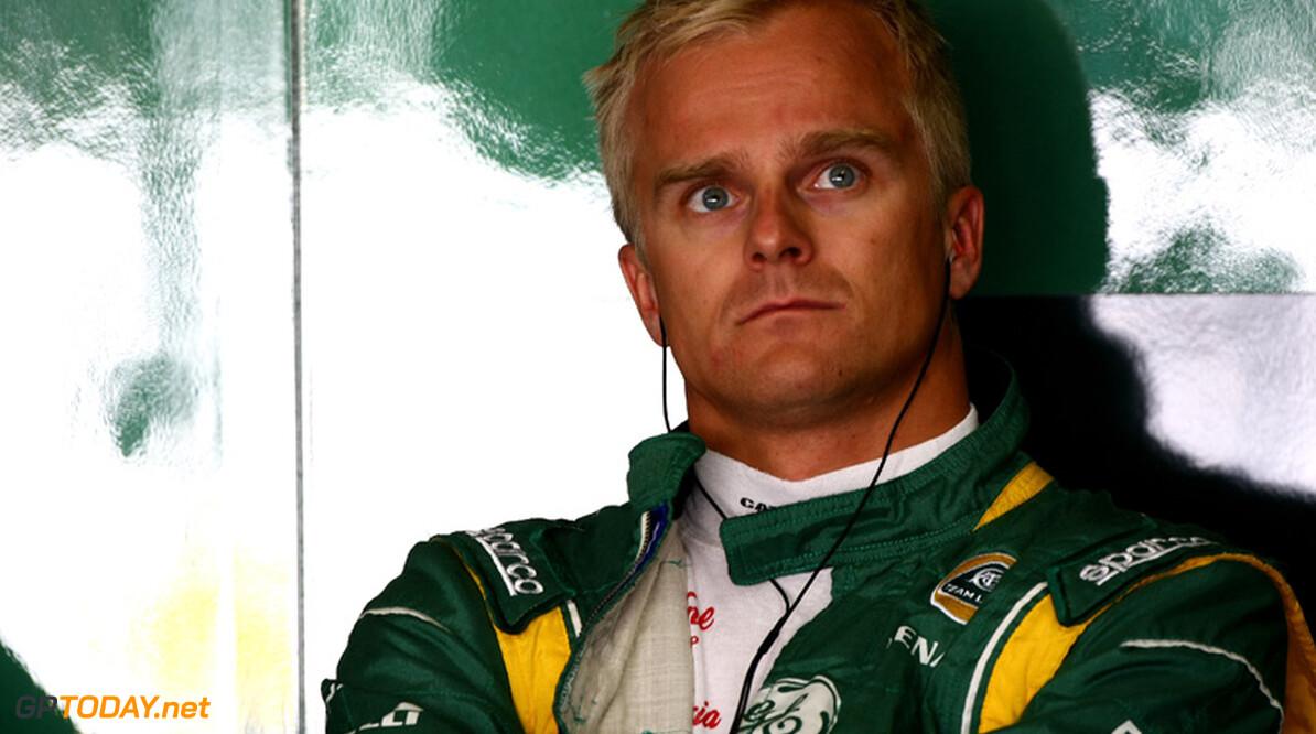 """Kovalainen: """"Ik heb nog nooit met Jarno over de 2012-auto gepraat"""""""