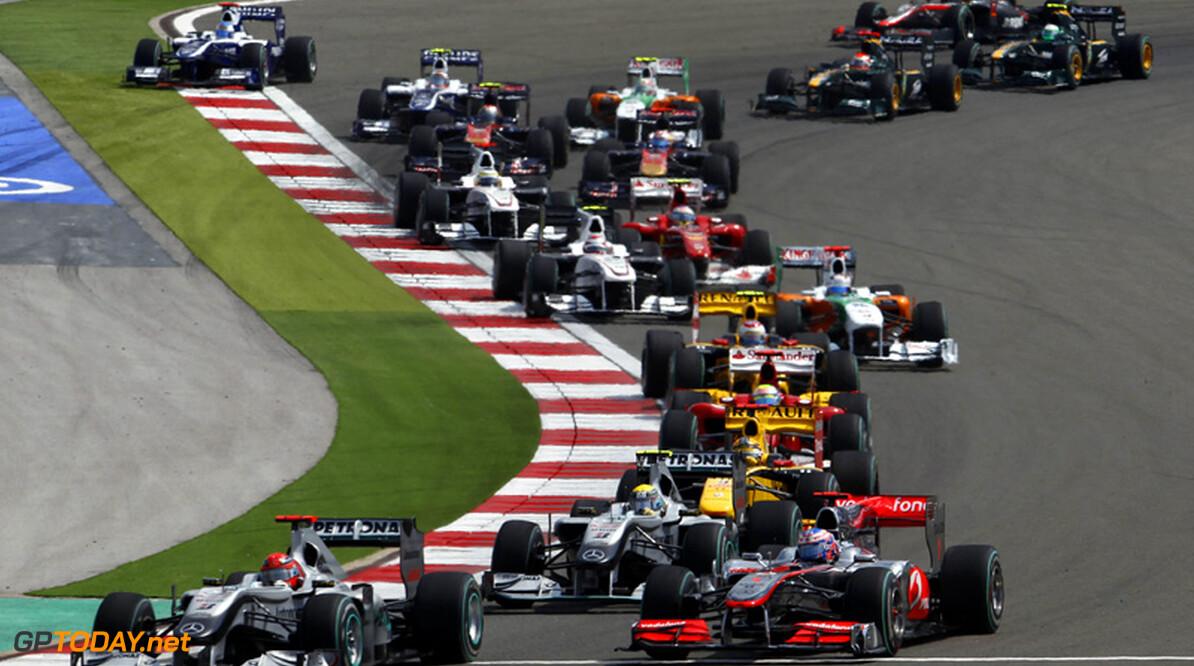 "Frank Williams: ""Vettel, Hamilton en Kubica beste coureurs"""