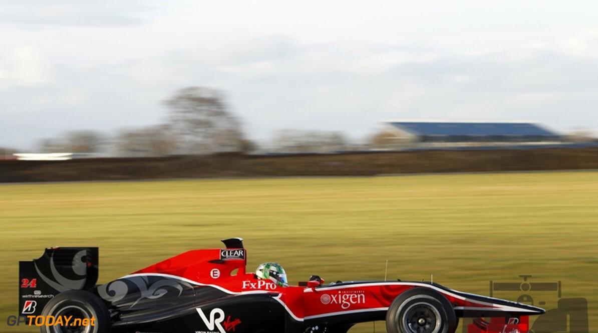 "Virgin Racing: ""Mogelijk meer teams met te kleine tank"""