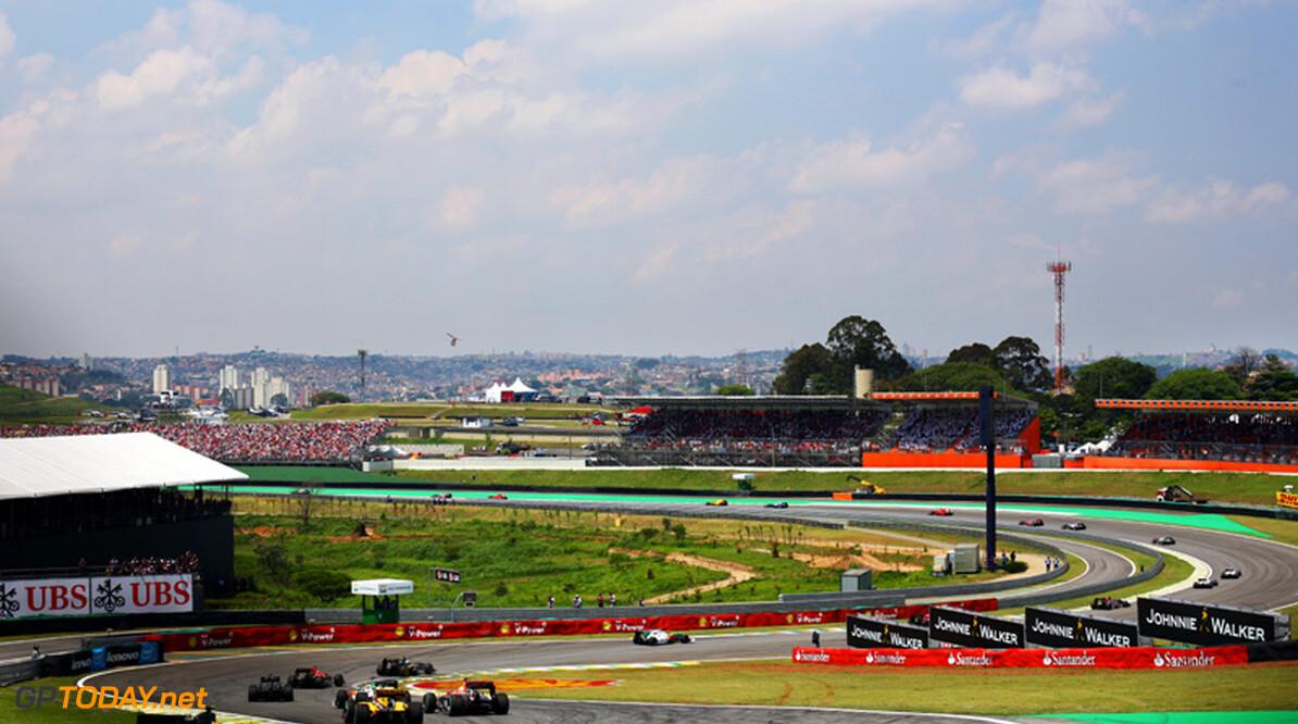 FIA geeft details voor enige DRS-zone voor Brazilië prijs