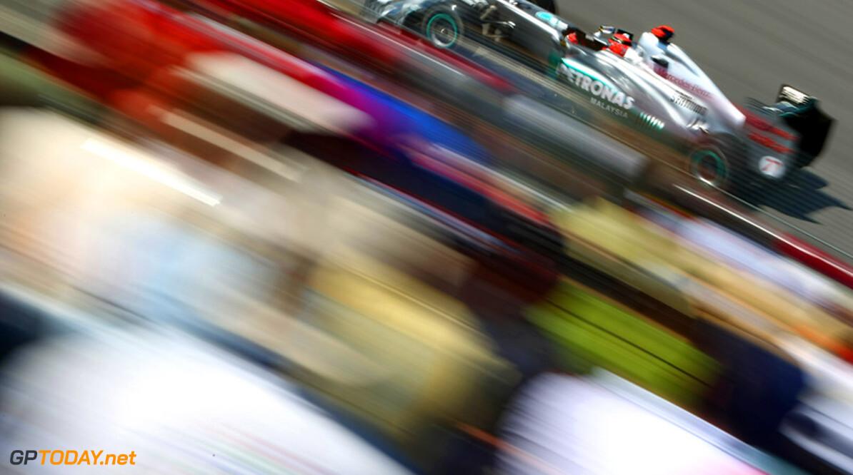 Norbert Haug prijst prestatie van Schumacher in Canada