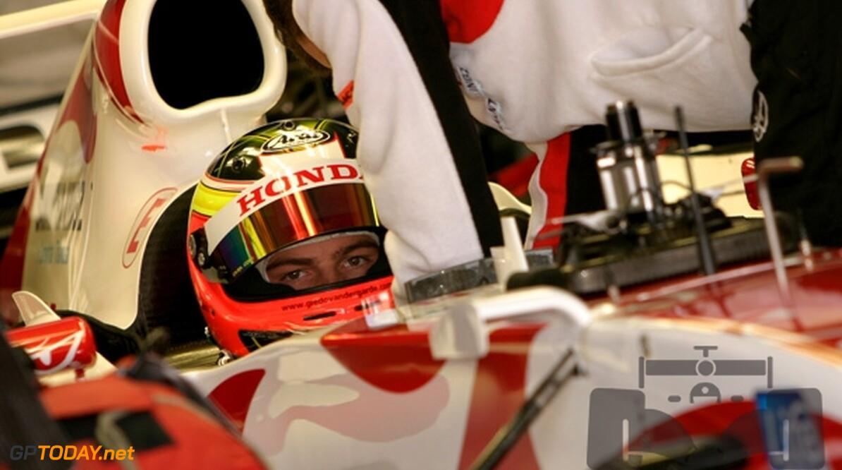 Jerez dag 1: Van der Garde zet elfde tijd neer