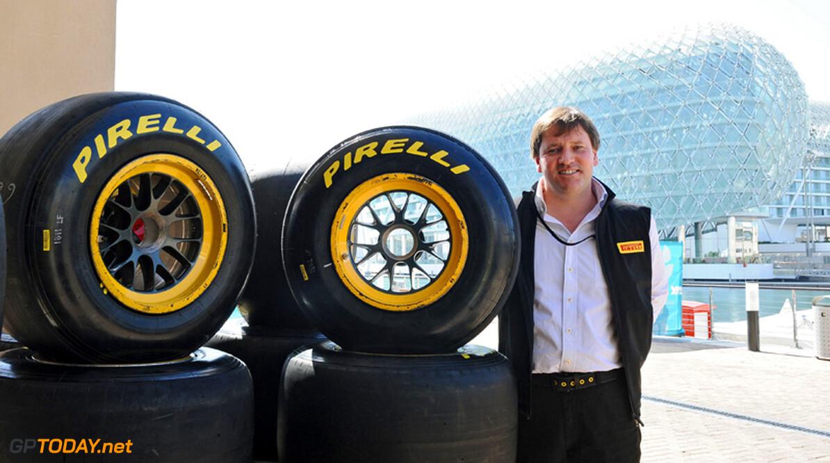Pirelli klaar voor eerste serieuze test in Abu Dhabi