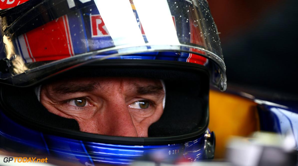 """Mark Webber: """"Ik ben optimistisch dat volgend jaar alles anders is"""""""
