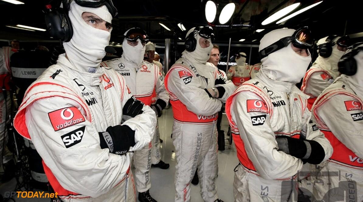 """McLaren: """"Zowel voorzichtigheid als vertrouwen"""""""