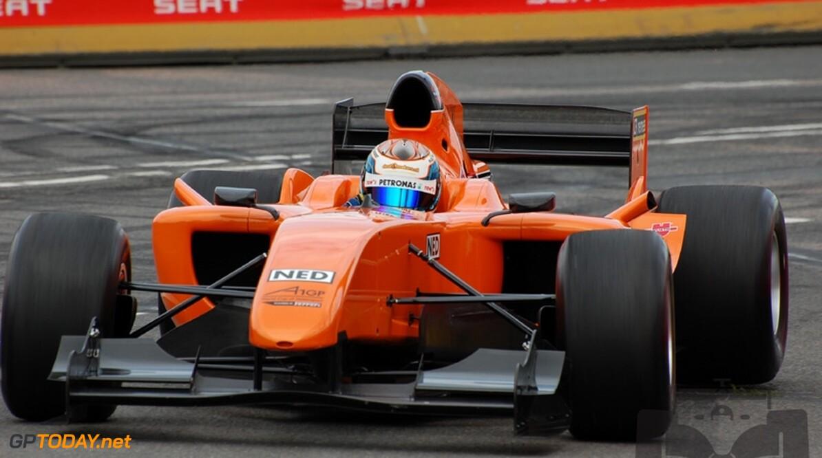 "Carlo van Dam: ""Ik zou graag A1 Grand Prix rijden"""