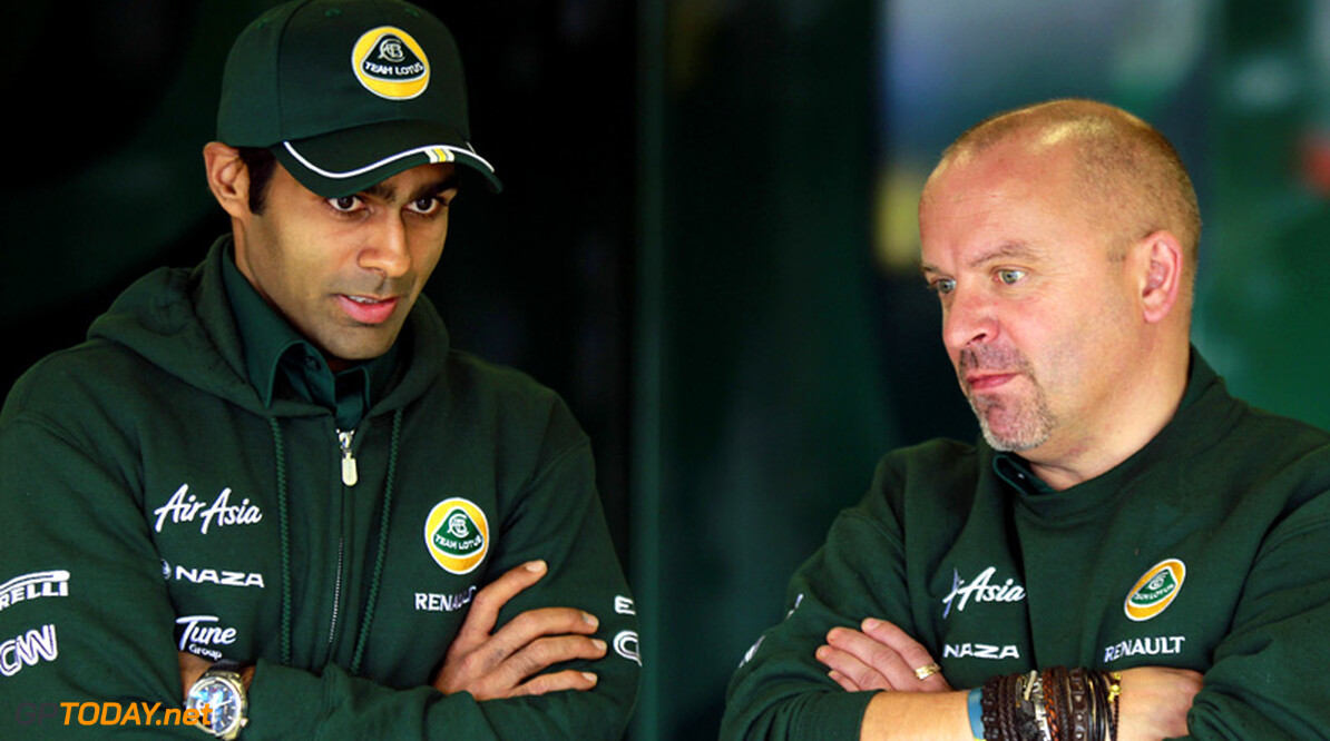 Chandhok wacht op verlossend woord van Team Lotus voor India