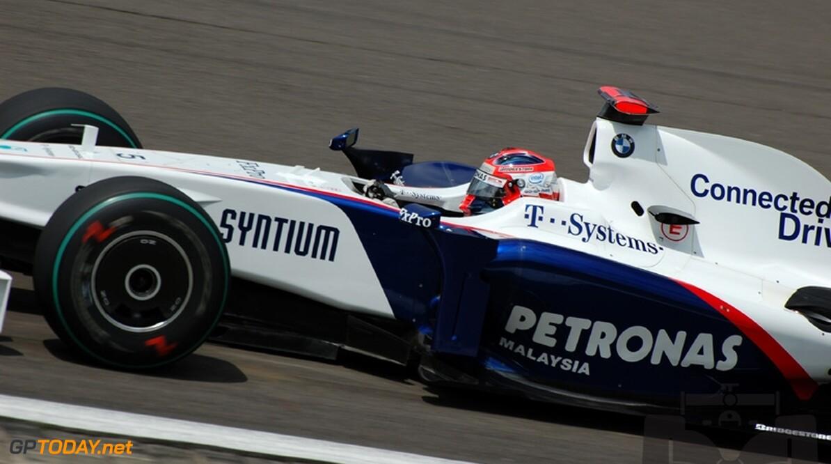 Kubica sprak met Ferrari over instappen voor Badoer