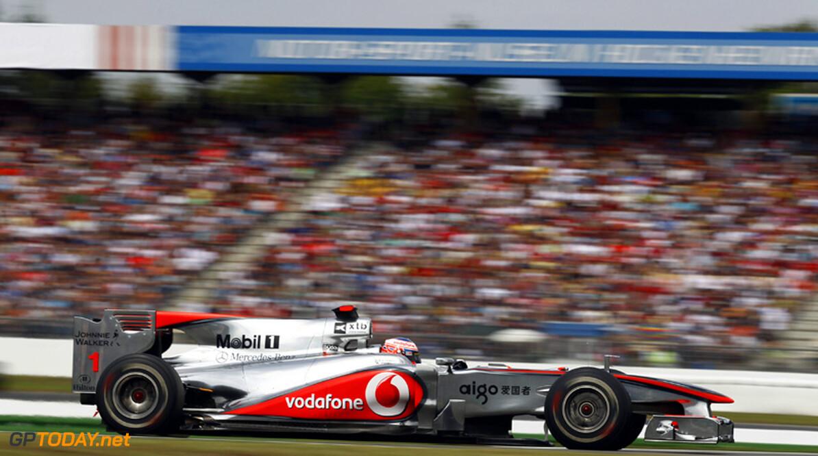 McLaren rekent op beter weekend in Hongarije