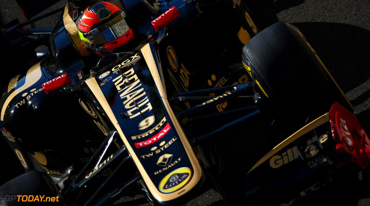 'Romain Grosjean tekent racecontract bij Lotus Renault GP'