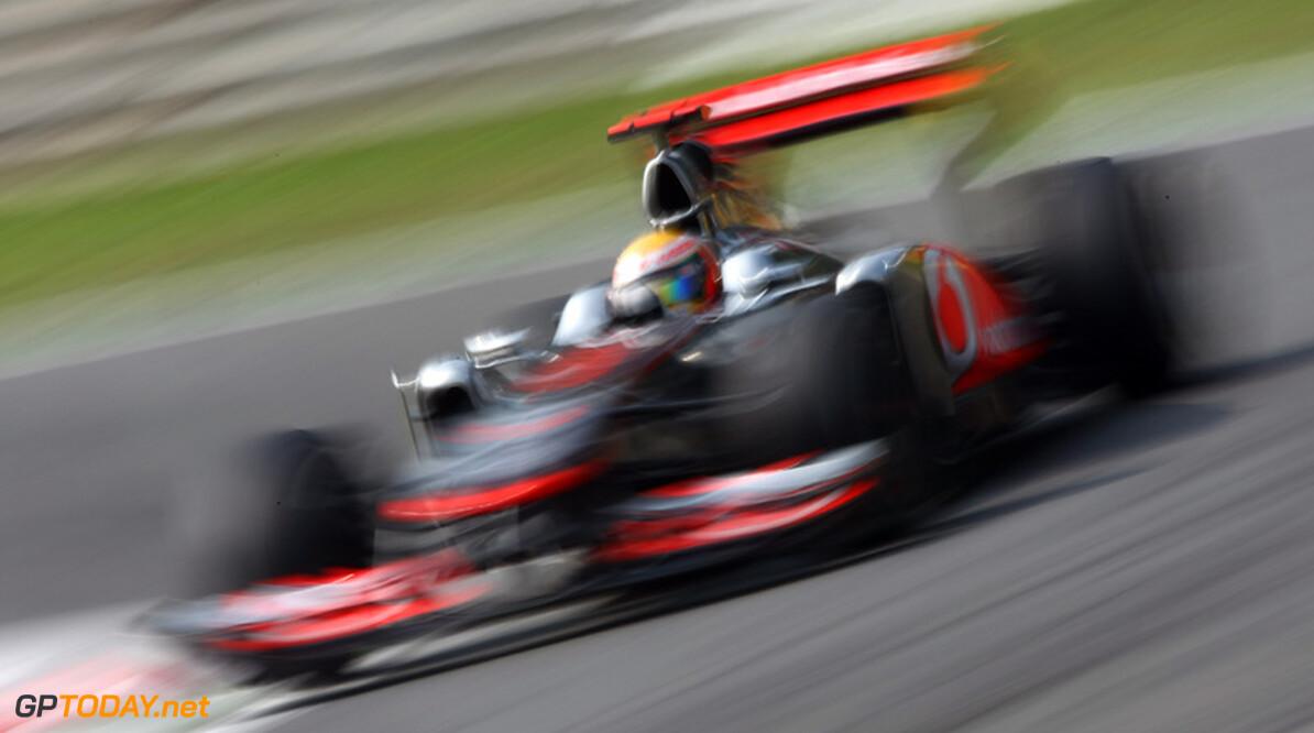 McLaren wil niet dat Hamilton tornt aan zijn aanvallende rijstijl
