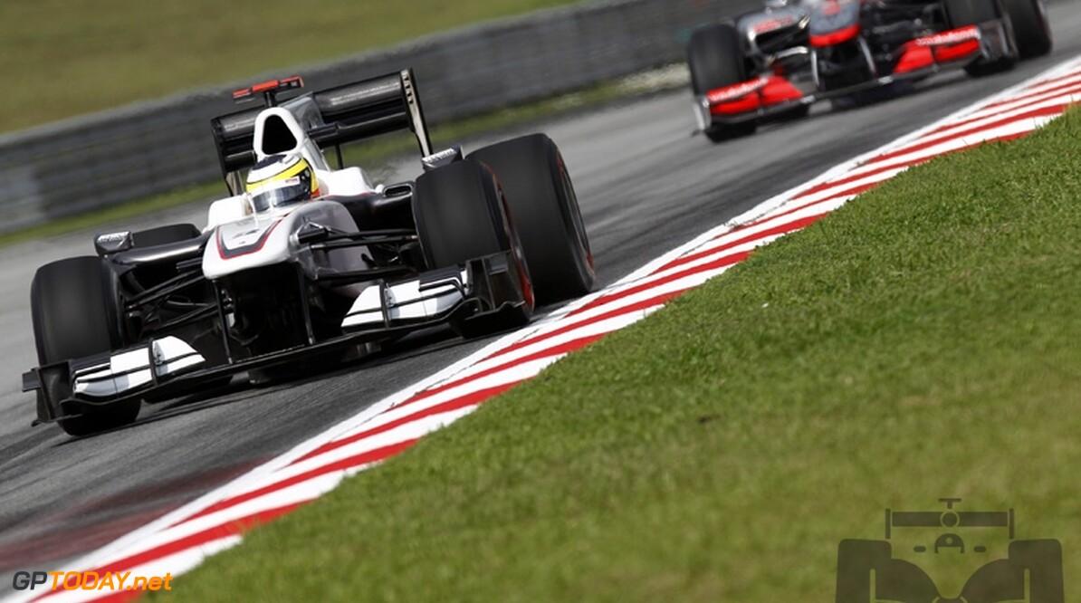 Sauber in Spanje nog zonder betrouwbaardere Ferrari-motoren