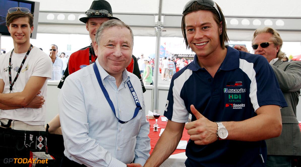 Vice-president FIA positief over eerste jaar onder leiding van Todt