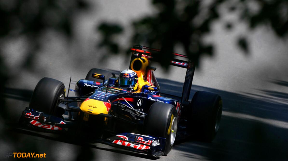 """Sebastian Vettel: """"Het was een zware en uitdagende race"""""""