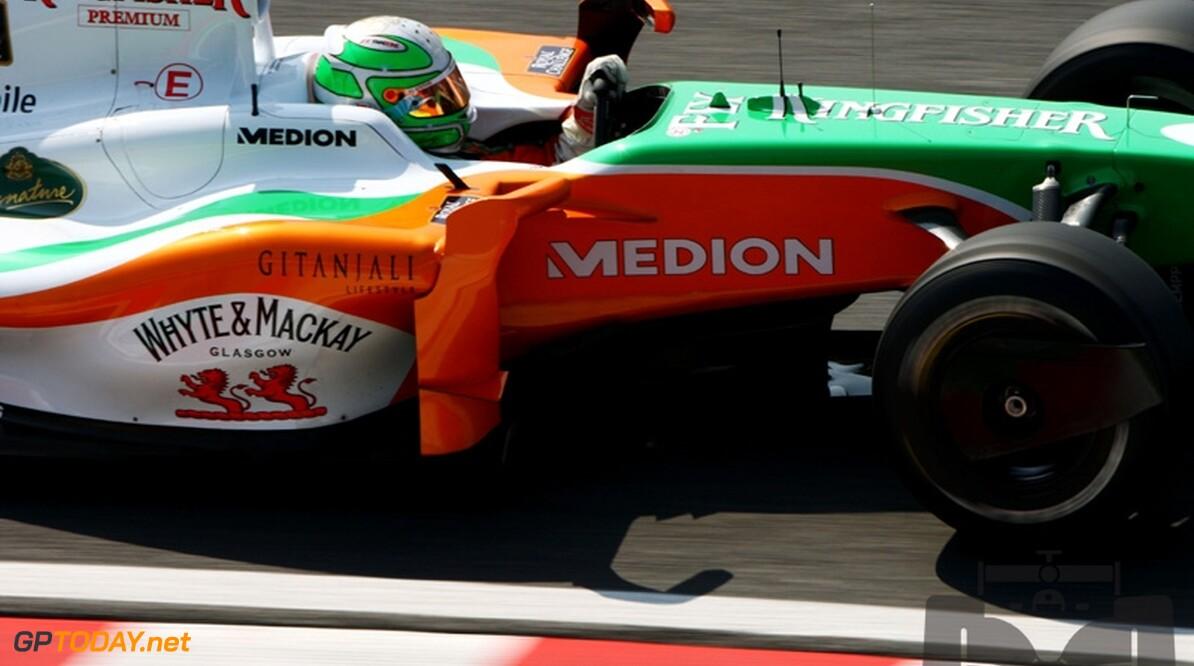 Force India bevestigt Adrian Sutil en Vitantonio Liuzzi voor 2010