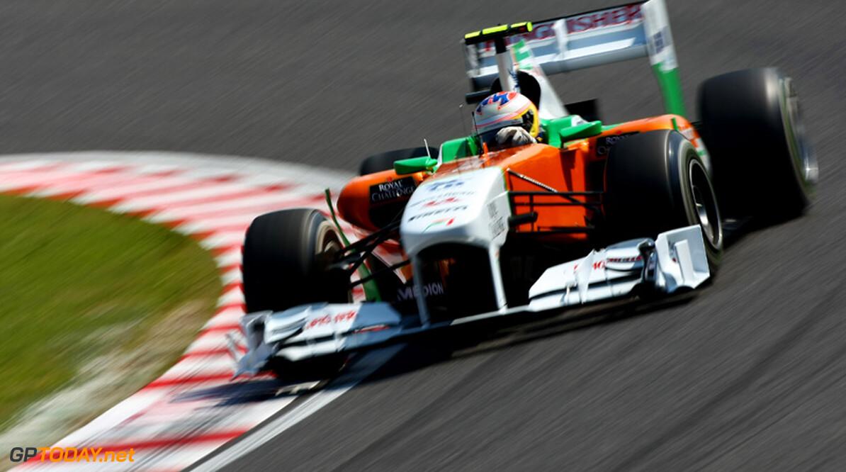 Force India omgedoopt tot Sahara Force India na gedeeltelijke overname