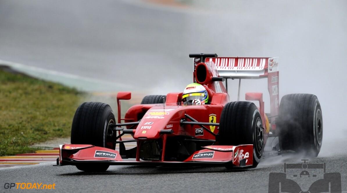"""Massa: """"Rijden 2009-bolides geeft meer plezier"""""""