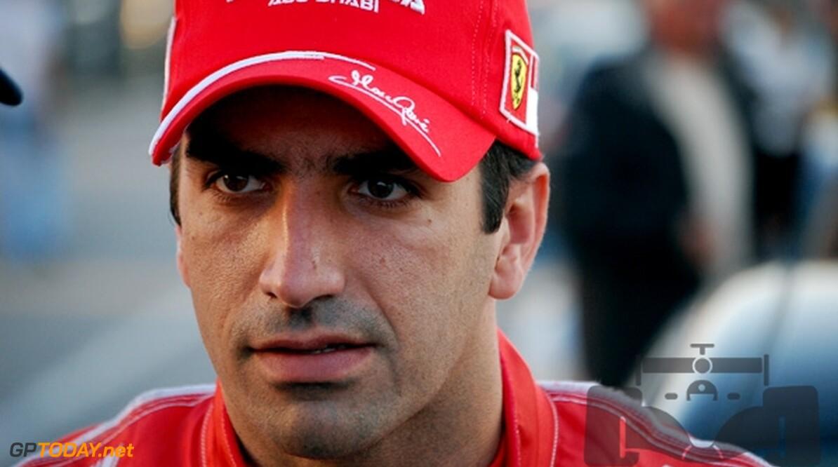 Ferrari verlengt testcontract van Marc Gene