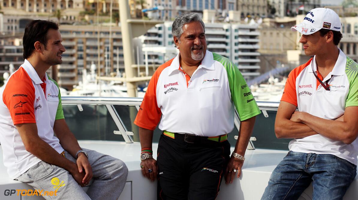 """Mallya: """"Force India heeft stoeltjes beschikbaar voor 2011"""""""