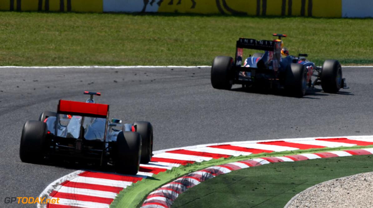 McLaren en Red Bull Racing bondgenoten voor behoud blown diffuser