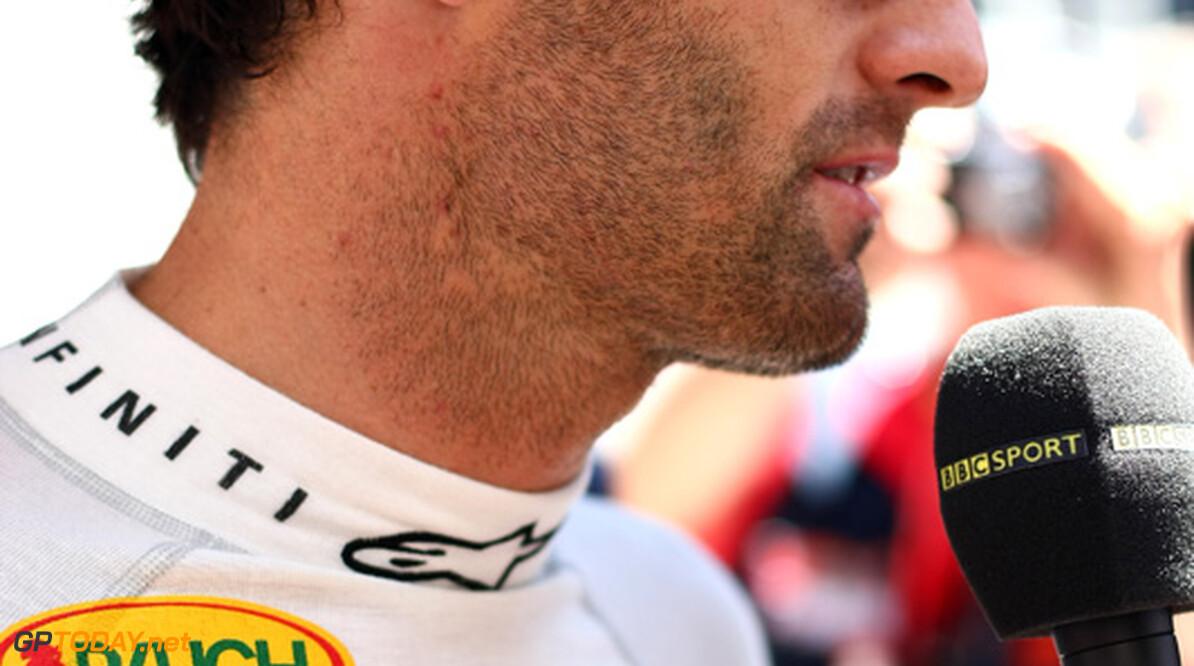'BBC zendt alsnog alle races uit in 2012, maar met vertraging'