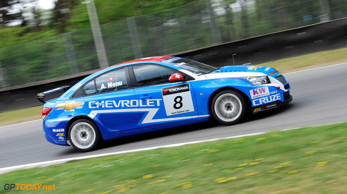 Menu en Chevrolet in laatste minuten voorbij aan Dahlgren en Volvo