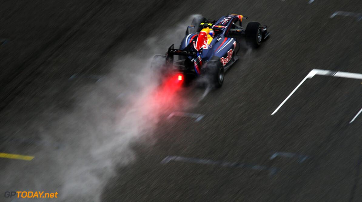 Red Bull Racing heeft geen haast met F-duct