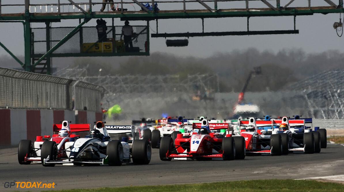 Raceprogramma 30 april-1-2 mei 2010