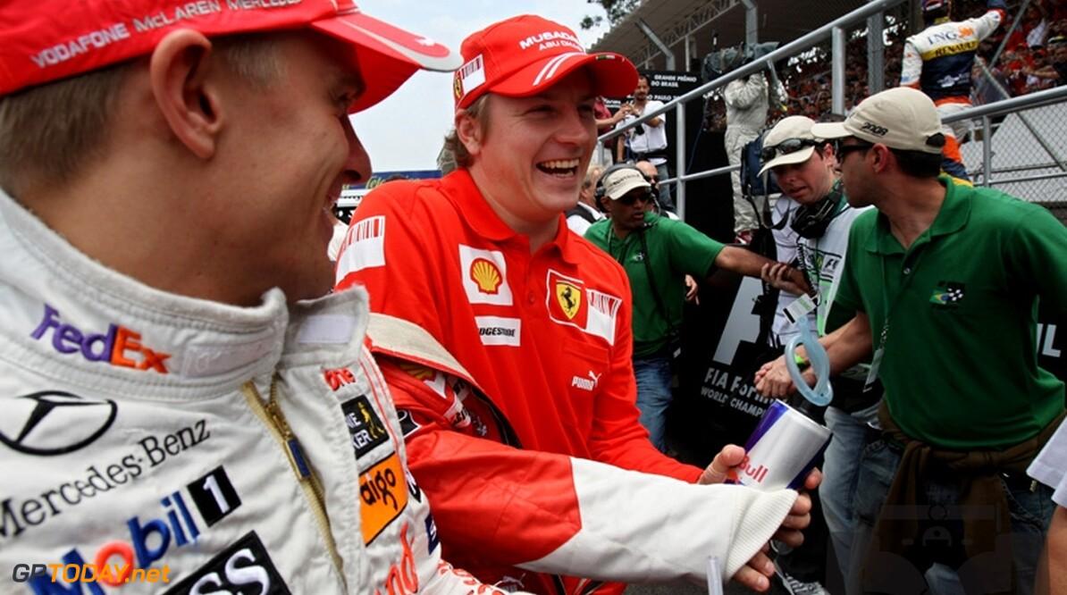 Ferrari verwacht eerherstel van Raikkonen in 2009