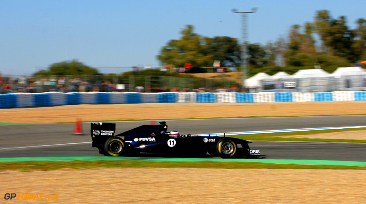 Jerez dag 4: Rubens Barrichello sluit testweek af met snelste tijd