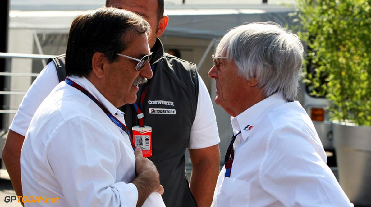 Ecclestone stelt scheiding FIA/FISA en rentree Mosley voor