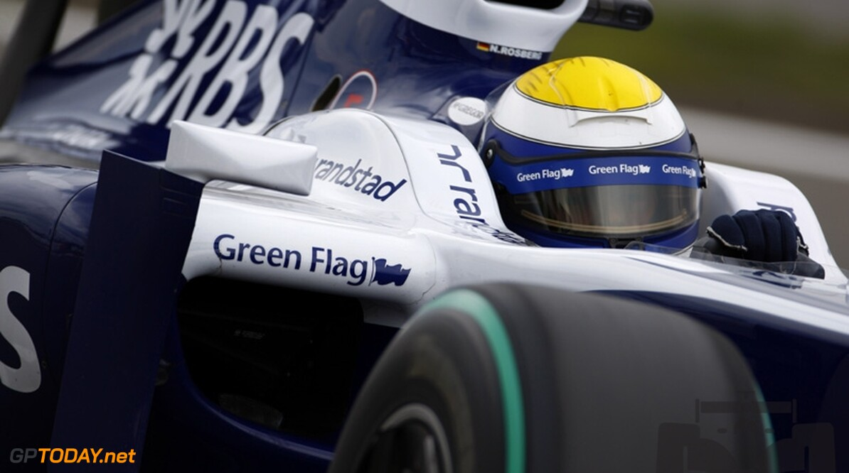 Brawn GP toont belangstelling voor Nico Rosberg