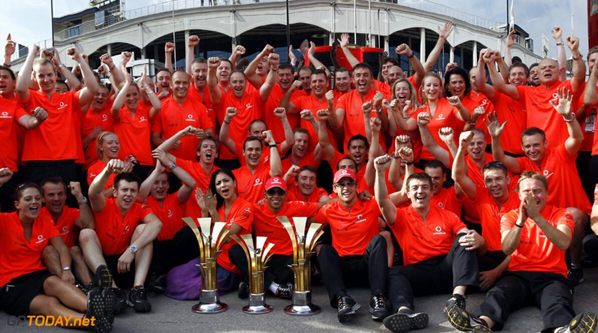"""McLaren: """"Boodschap aan Hamilton was onjuiste voorspelling"""""""
