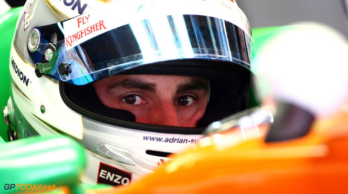 'Adrian Sutil interessante optie voor Ferrari voor 2013'