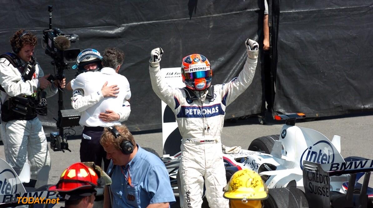 """Villeneuve: """"Robert Kubica verdient de titel het meest"""""""