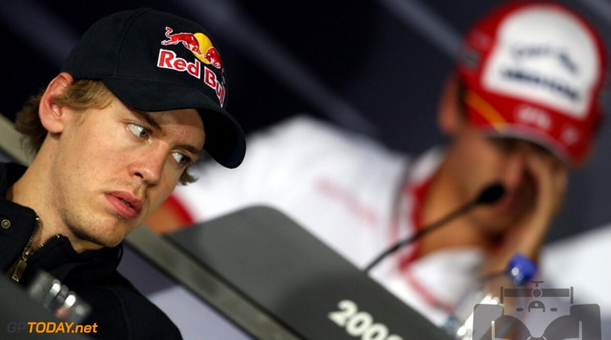 Vettel staat versteld van eigen prestaties in 2008