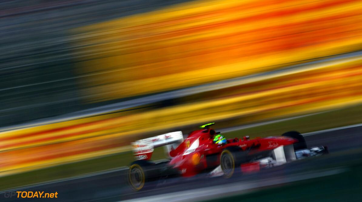 Ferrari verwerpt geruchten en rekent in 2012 op ware Felipe Massa