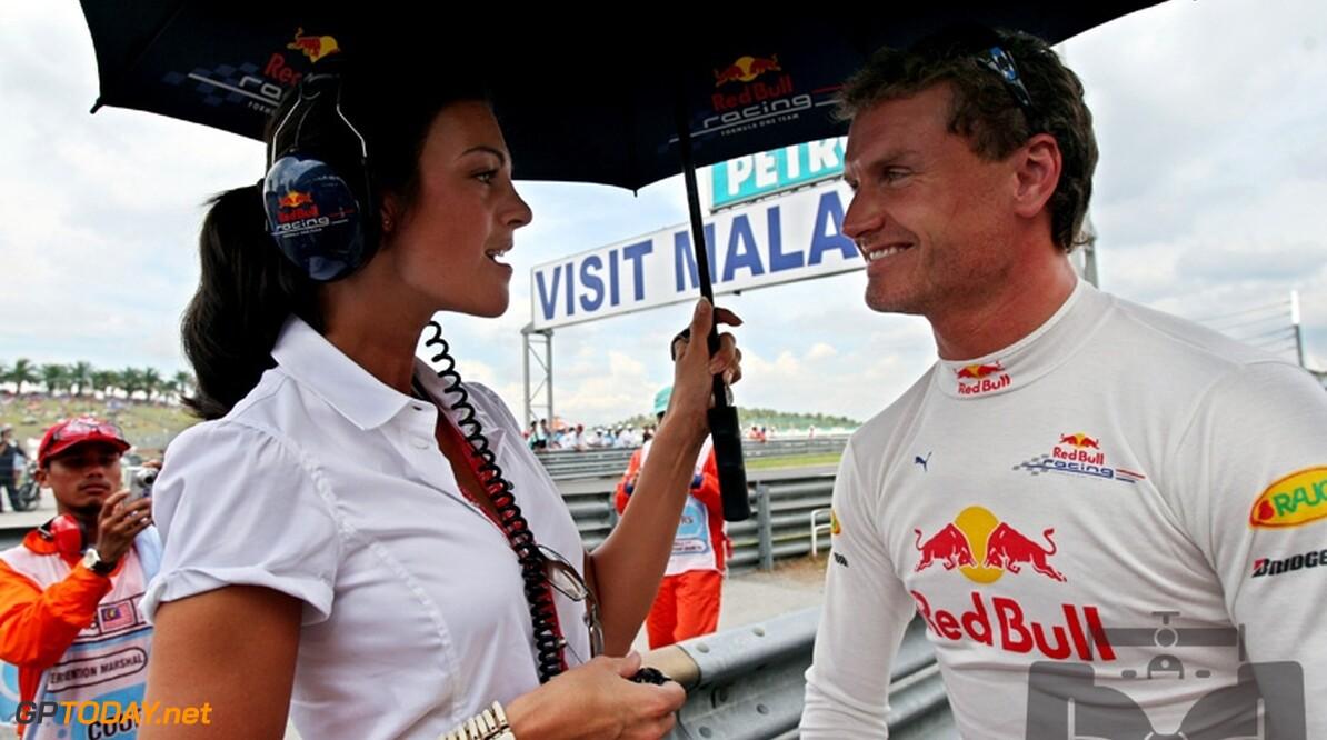 Coulthard verzorgt F1-demo's bij Schots festival