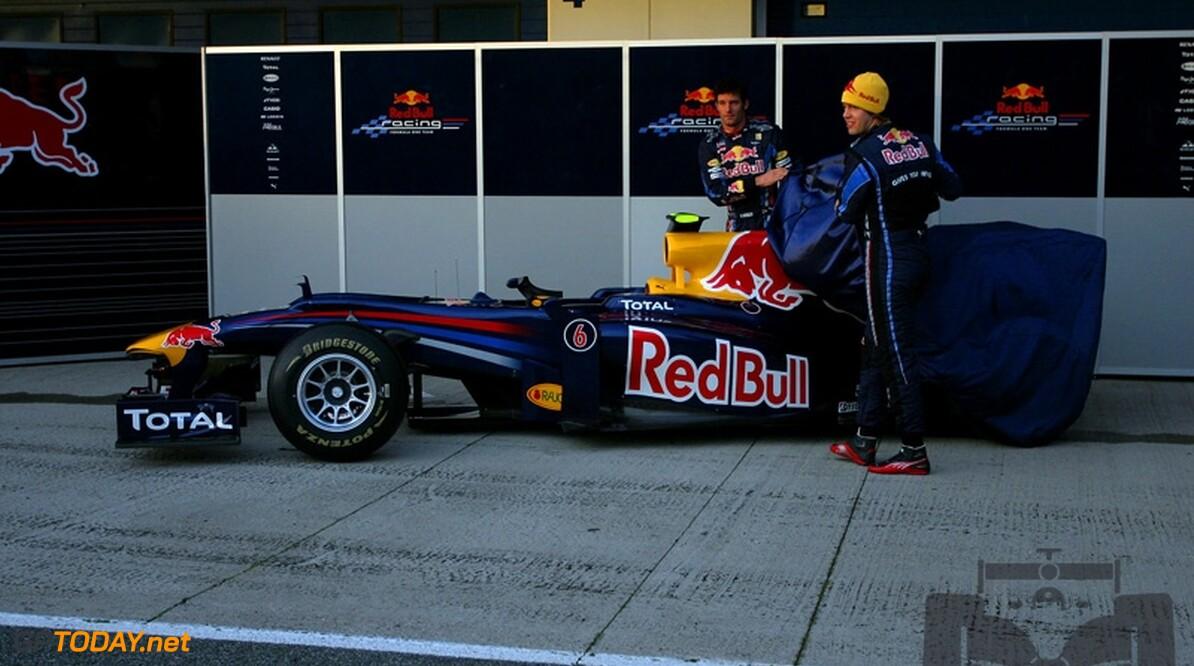 Newey achter op schema bij ontwerp van Red Bull Racing RB7