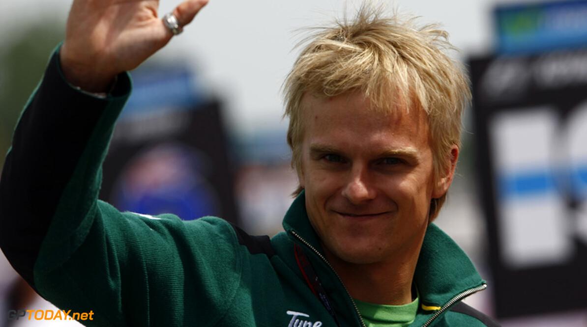 Heikki Kovalainen houdt hersenschudding over aan RoC