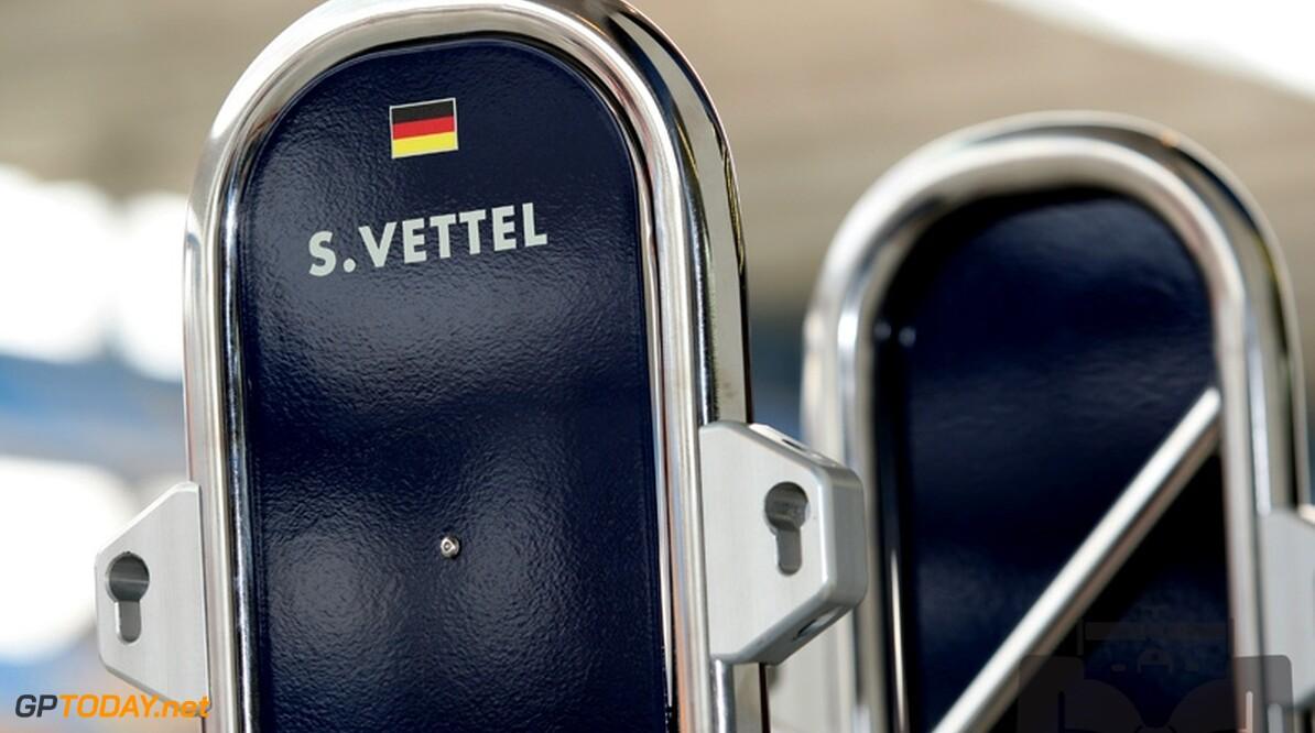 Vettel plaatst toptijden Red Bull-teams in perspectief