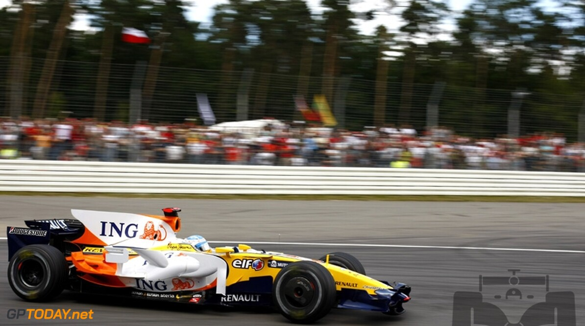 """Renault: """"We zitten nu tegen niveau BMW Sauber aan"""""""