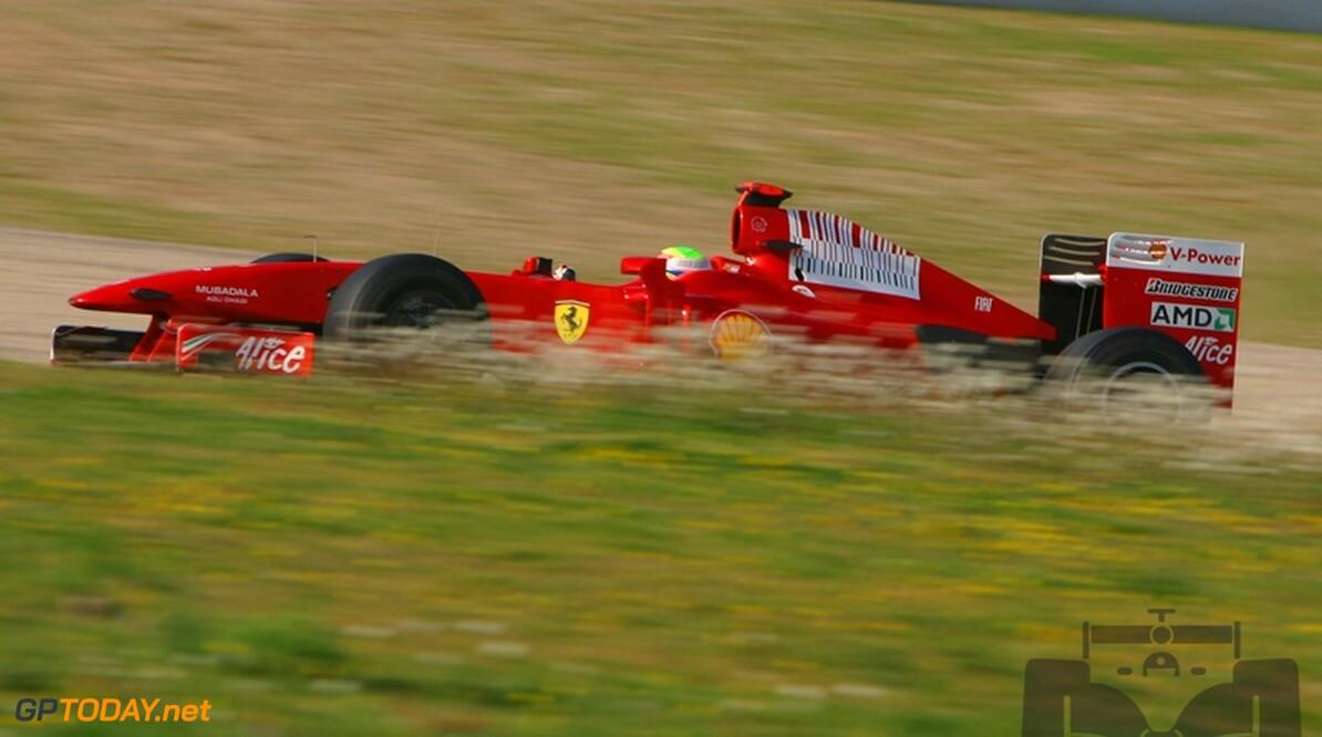 "Massa: ""Snelheid Brawn GP onbereikbaar voor ons"""