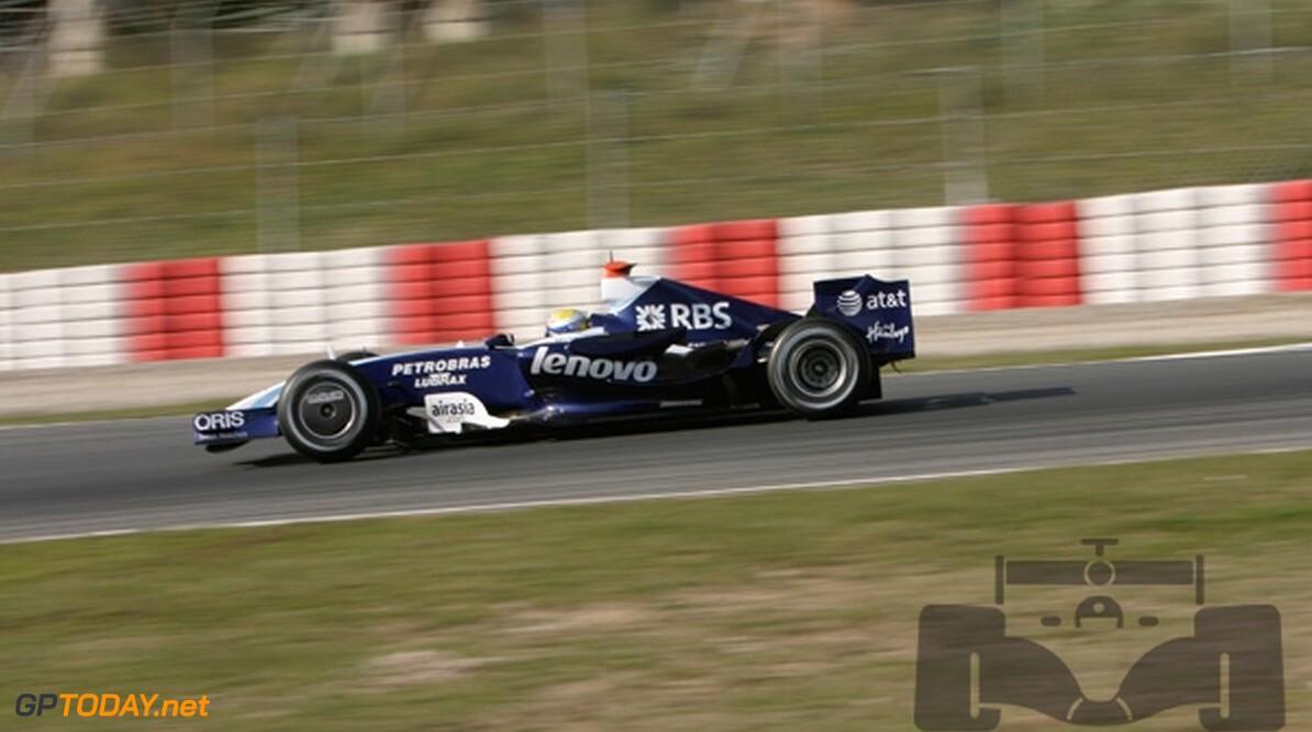 """Patrick Head herhaalt: """"Rosberg is niet te koop"""""""