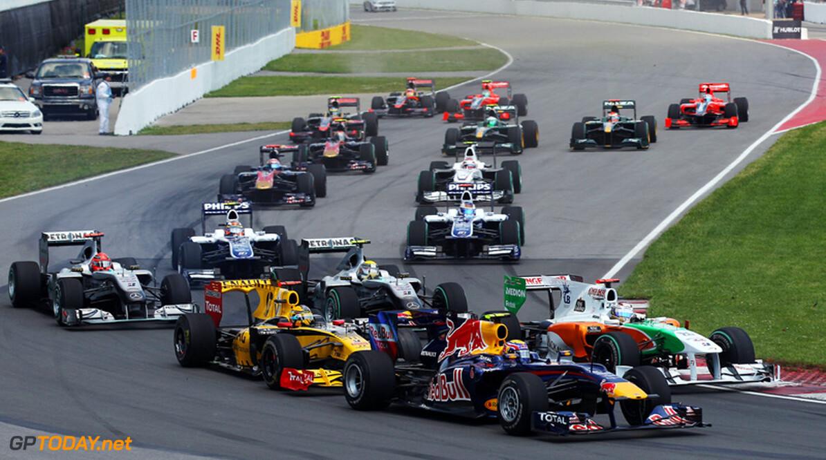 Formule 1 op zijn vroegst in 2012 in HD-kwaliteit op tv