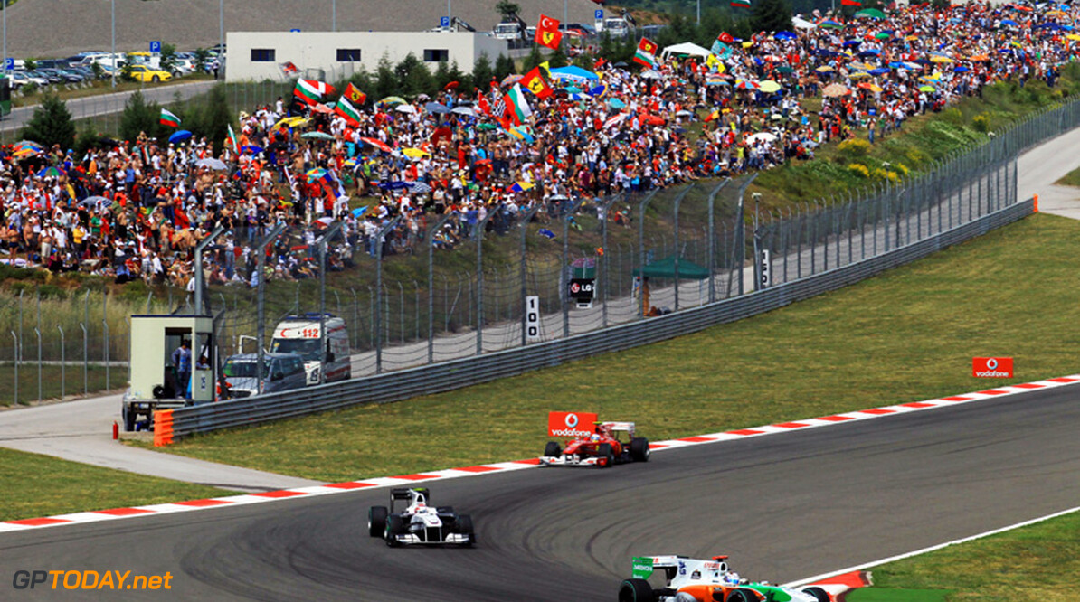 Turkije wil 100.000 toeschouwers tijdens F1-race