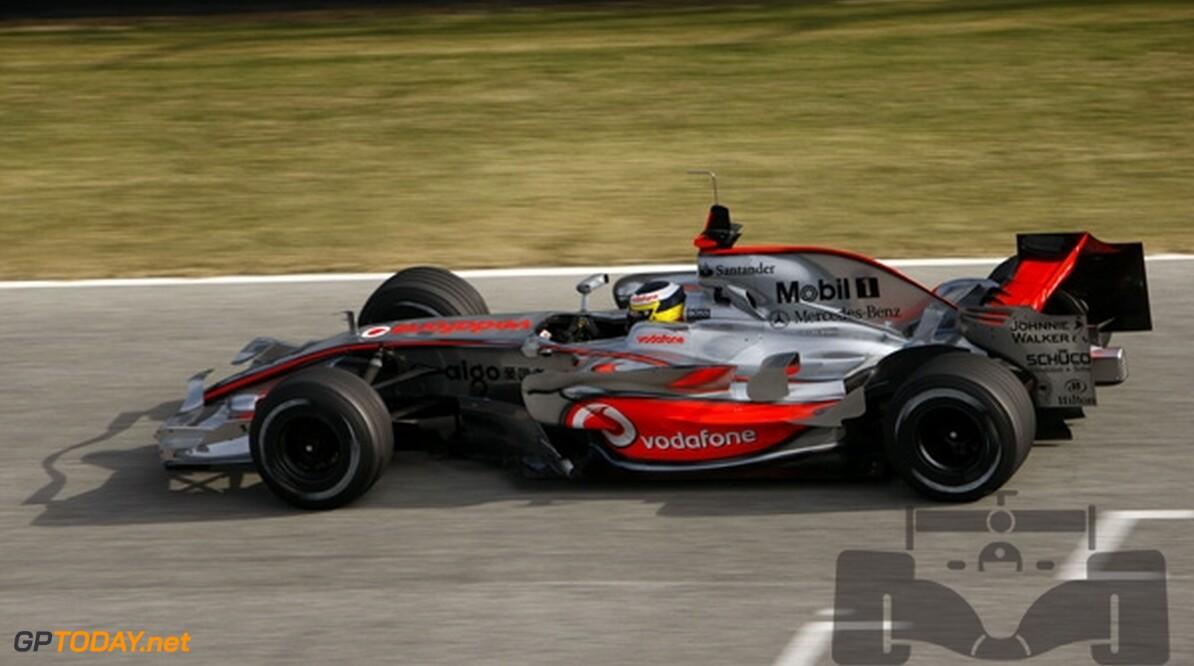"""US F1: """"Pedro de la Rosa staat op ons lijstje"""""""